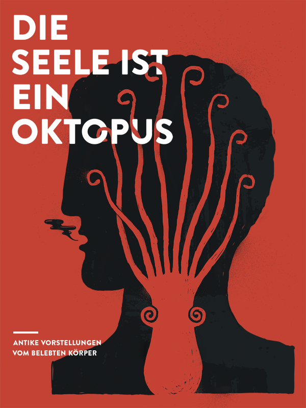 Exhibition poster. The designs and illustrations for the whole exhibition are by  Christoph Geiger . The exhibition was curated by  Uta Kornmeier .