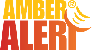 The AMBER Alert logo is a registered trademark of the U.S. Department of Justice