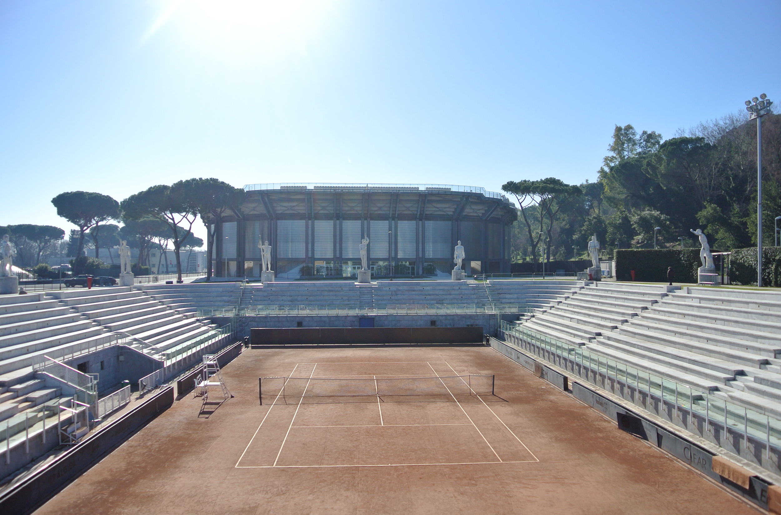 Tennis Club / Forum of Mussolini Olympic Stadium