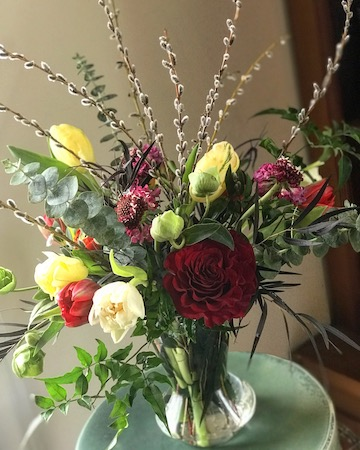 The Main Street $99 Blooms, greenery and natural elements in a bespoke bouquet created especially for your stay.