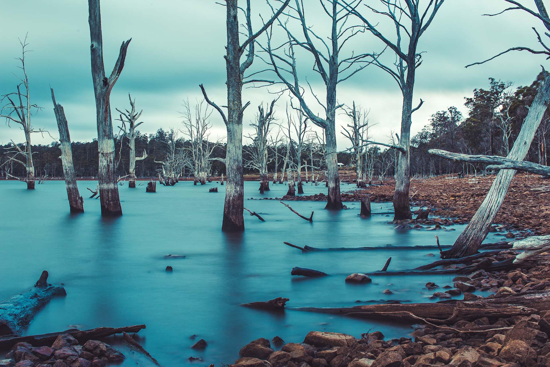 Arthur's Lake, Tasmania