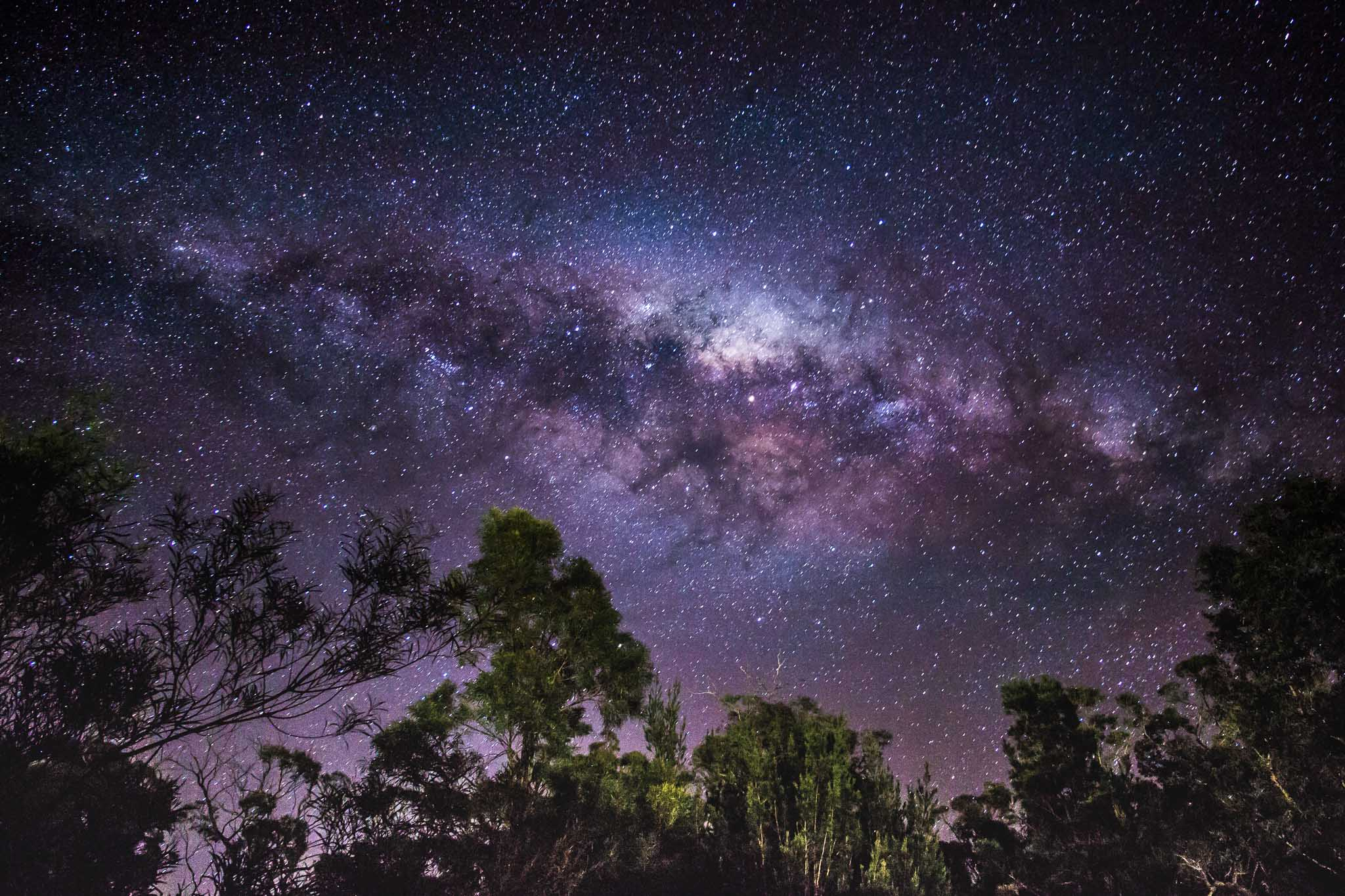Tasmania Photo Tours - Milky Way