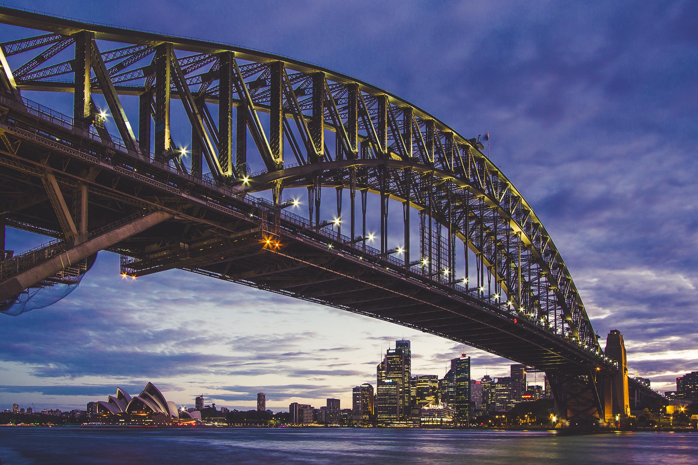 Sydney Night Photography course -