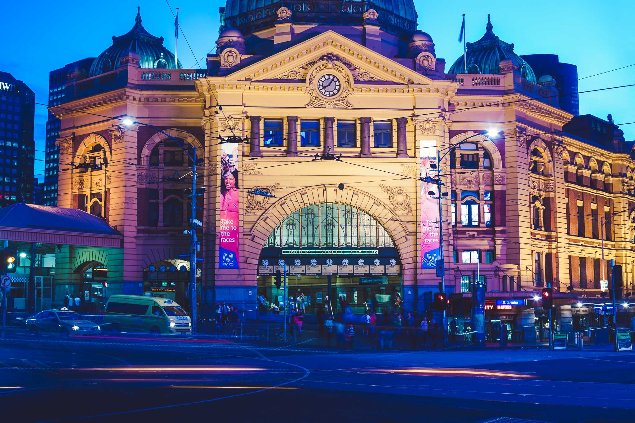 Melbourne Day and night Photography course -