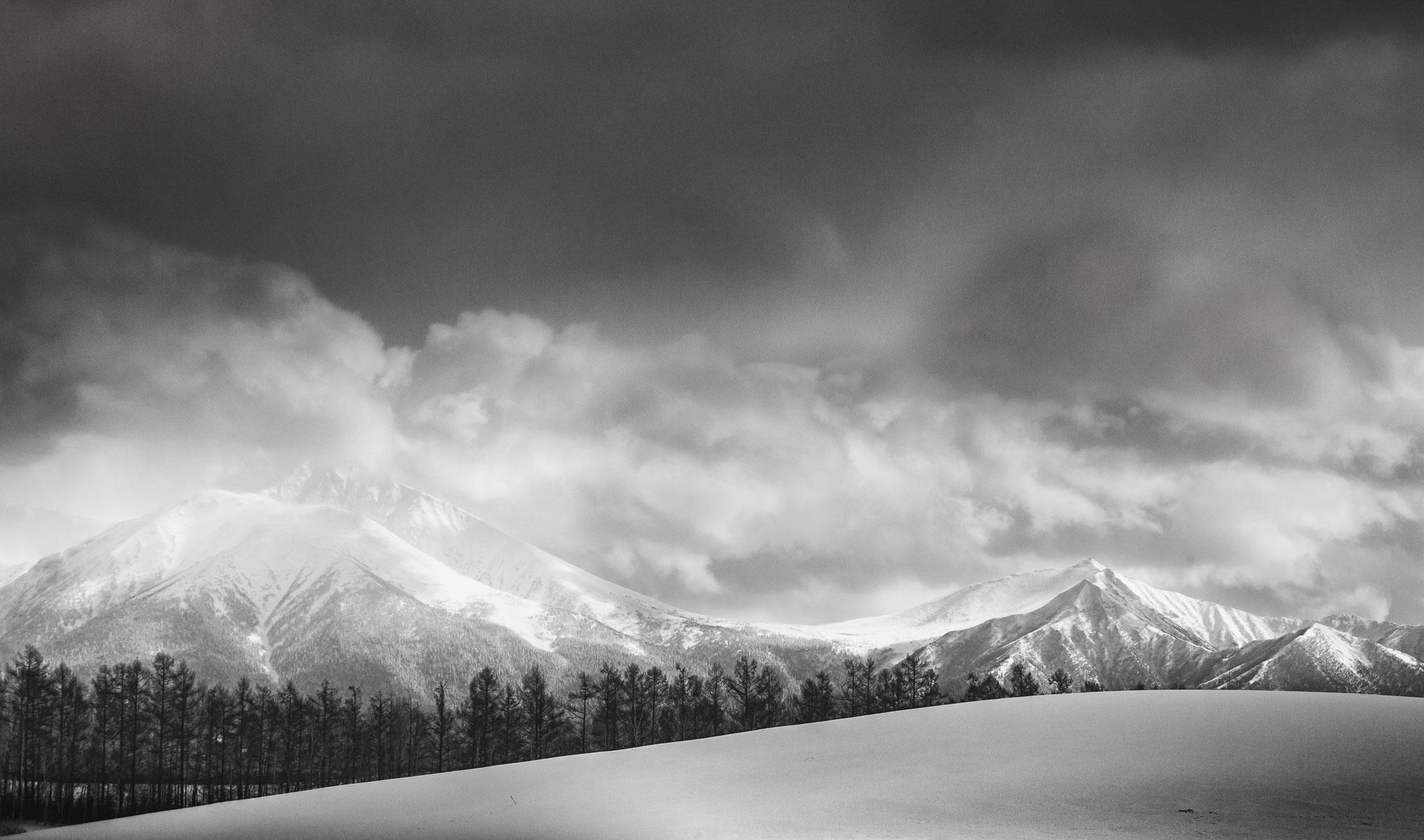 Biei Snowscapes
