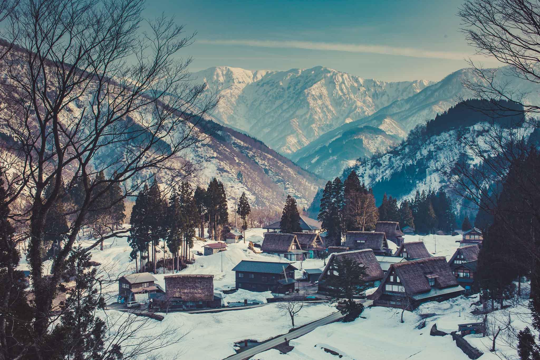 Ainokura Snow