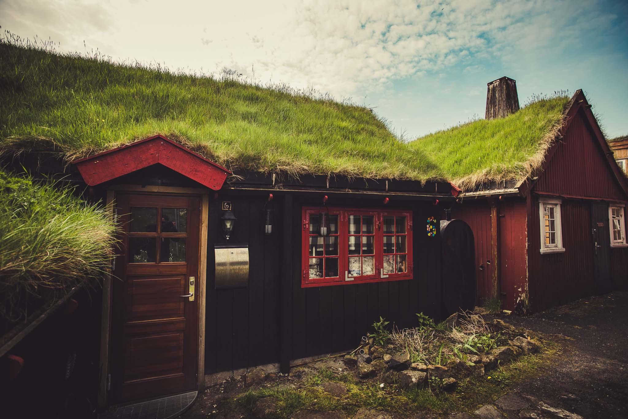 Torshavn Traditional House