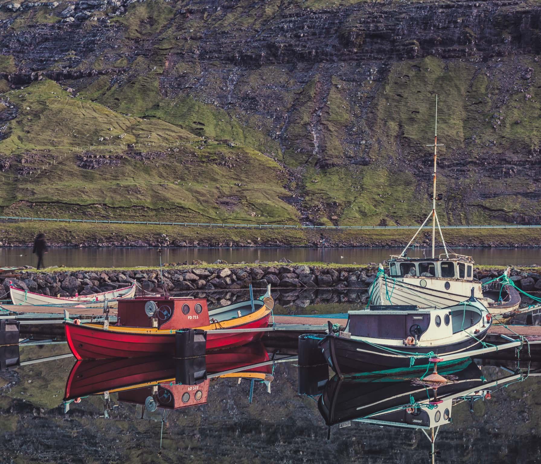 Funingur Fish Boats