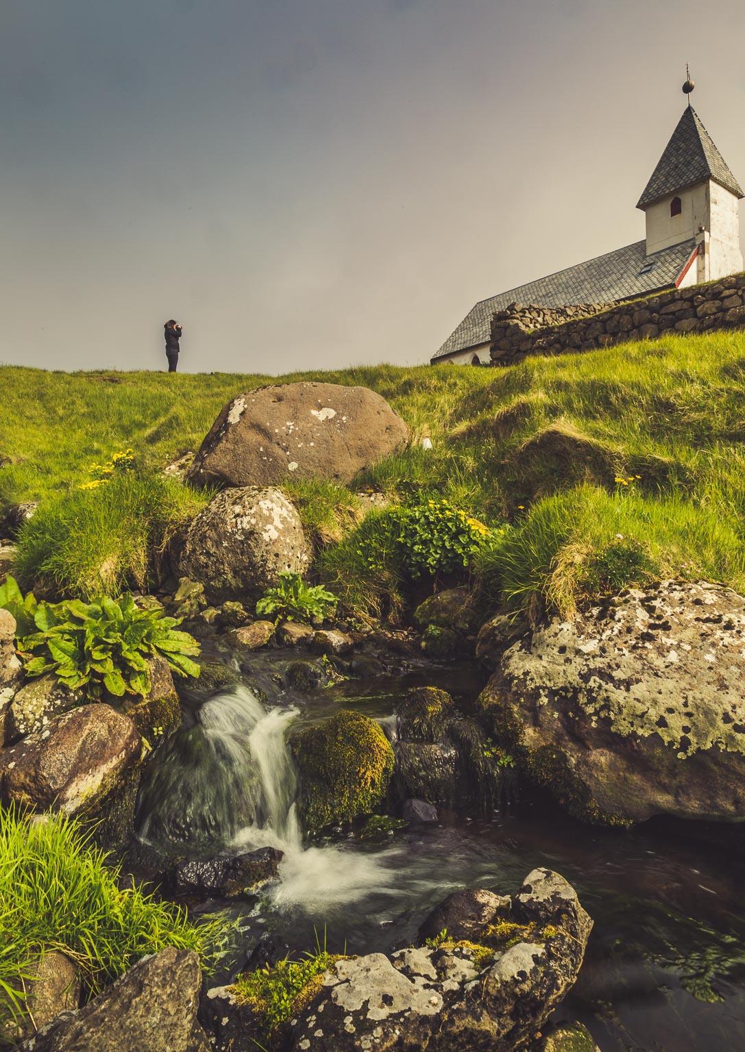 Vidareidi, Faroe