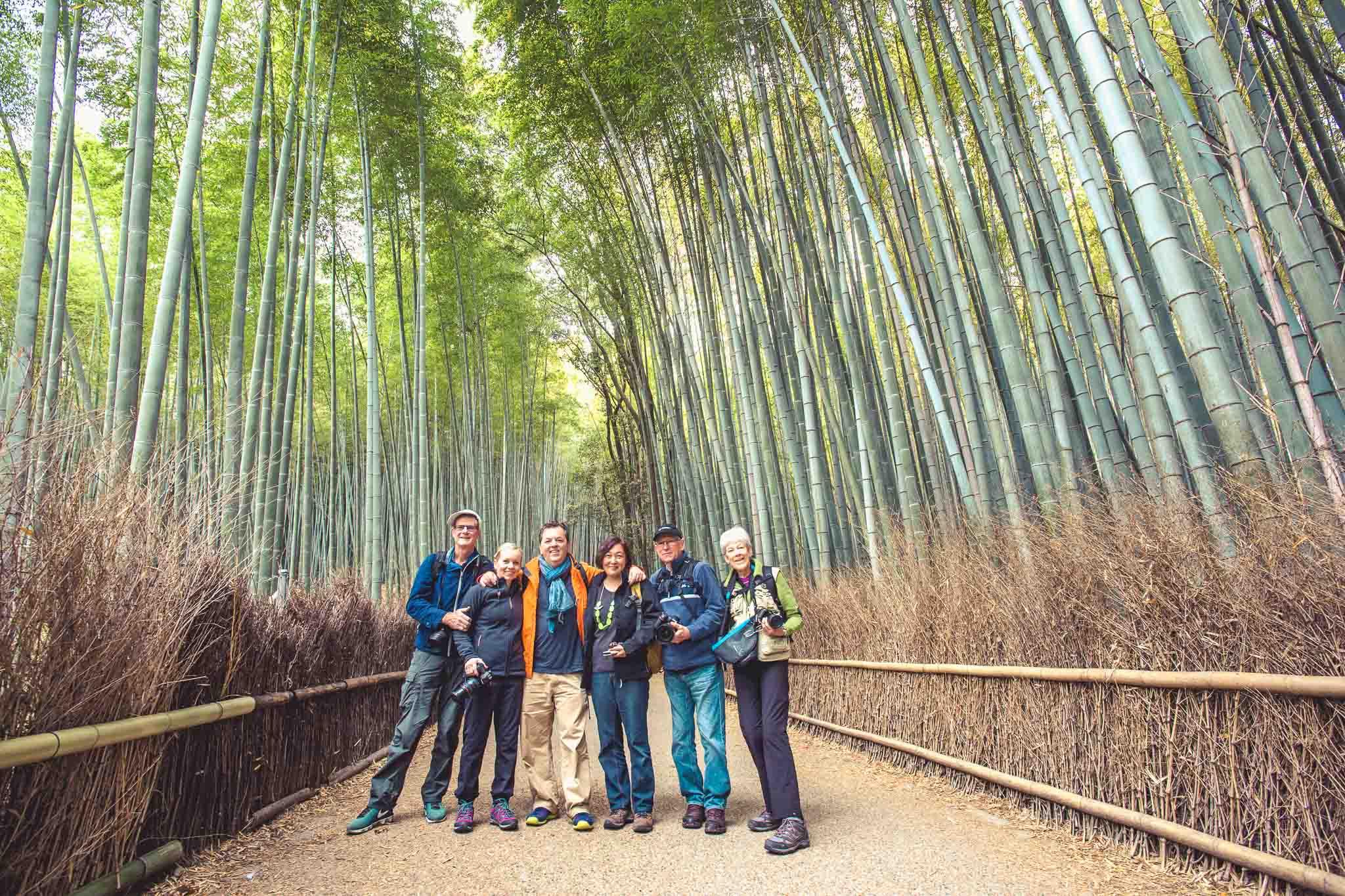 Arashiyama,Kyoto Bamboo Grove.