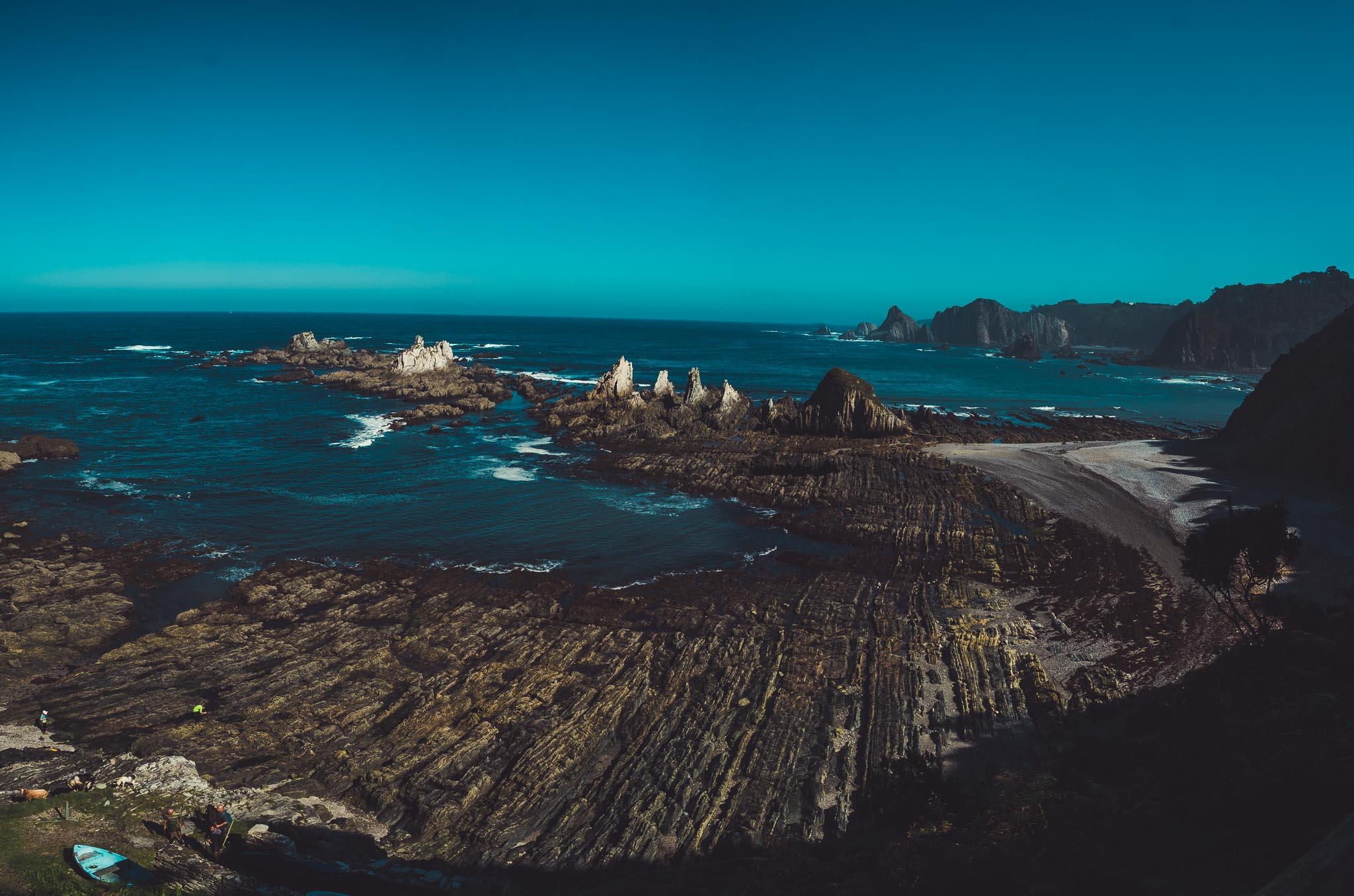 Playa de La Gueirua