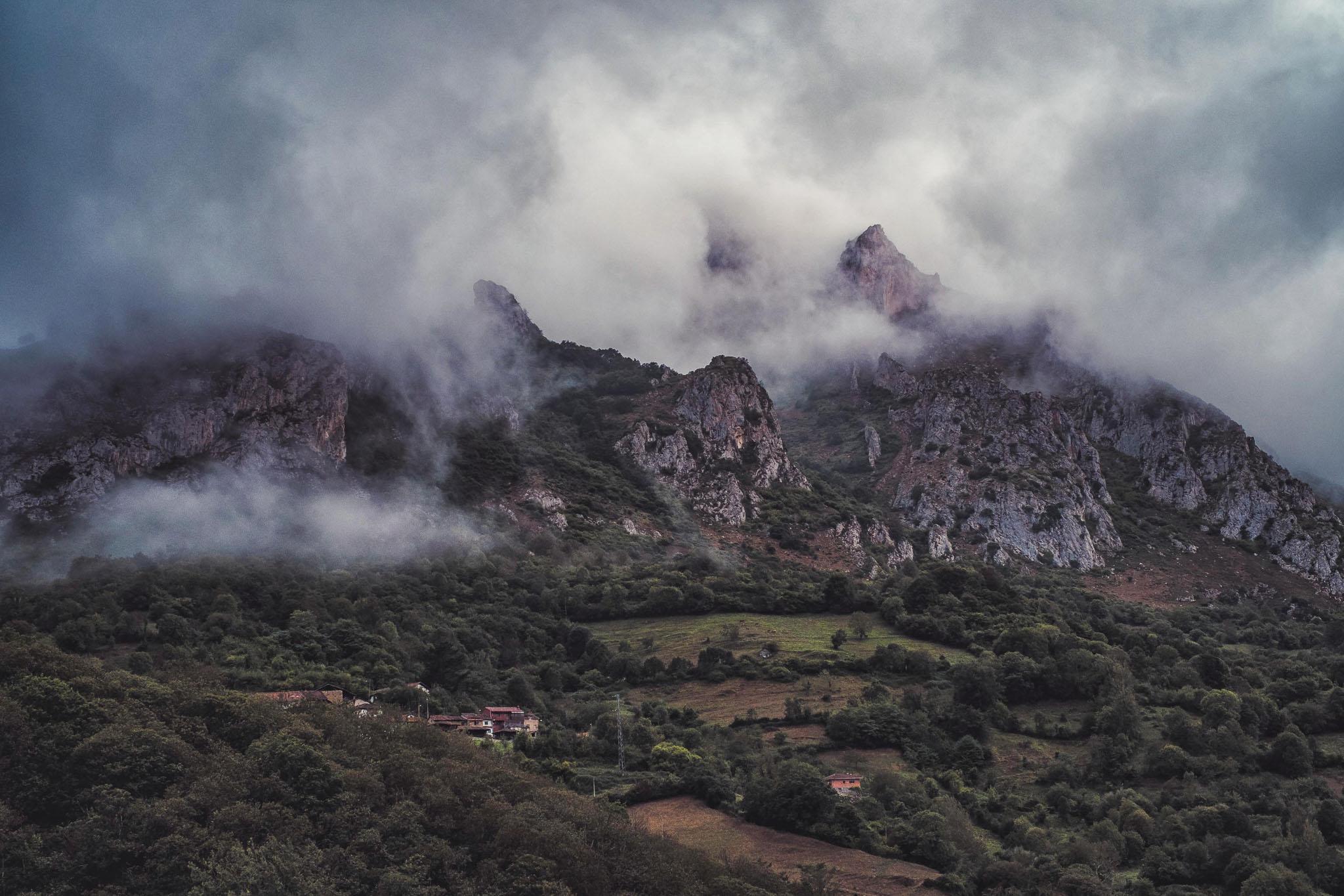 Quiros, Las Ubinas National Park