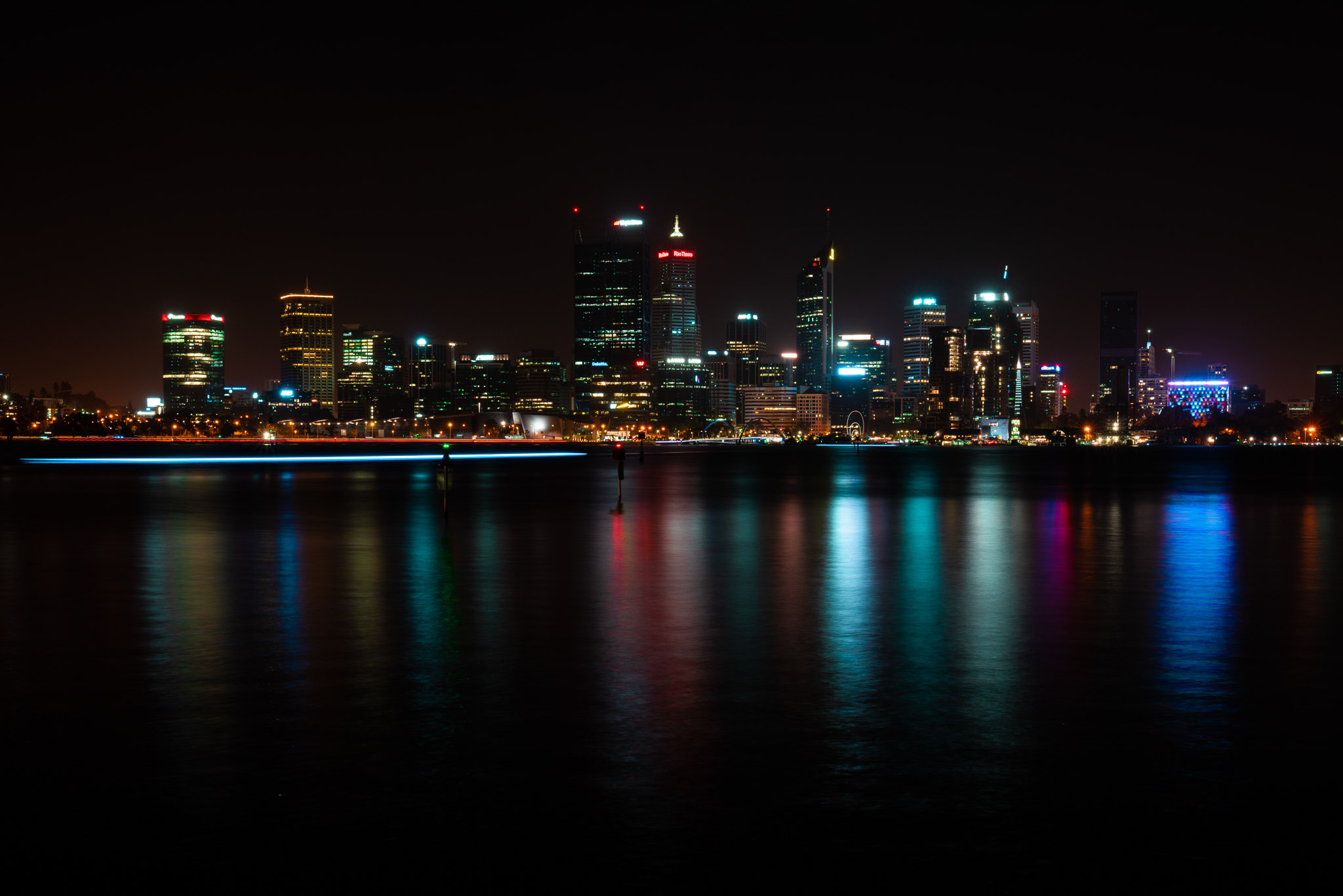 Perth City NightPhotography course -