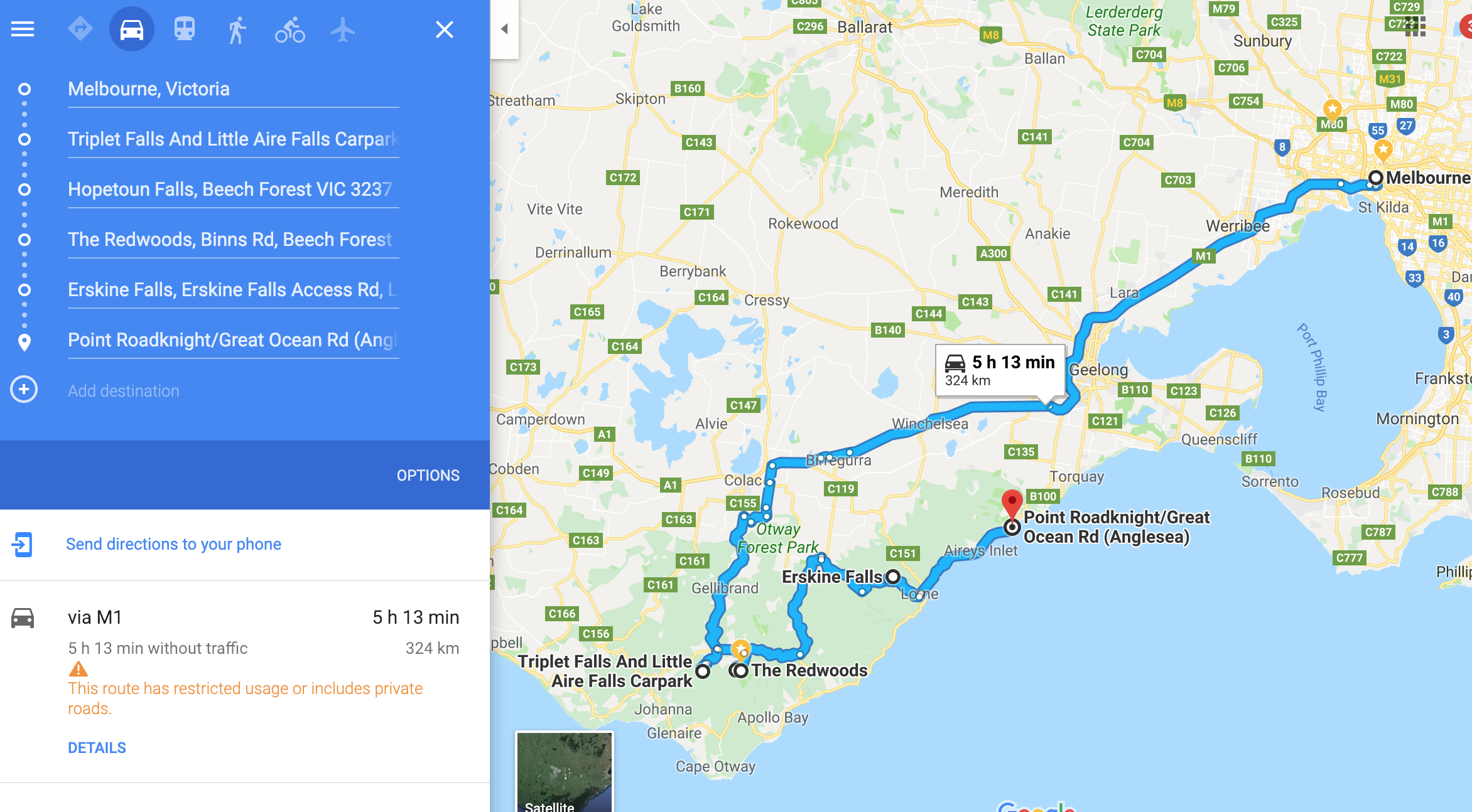 Otways & Ocean Road Trip