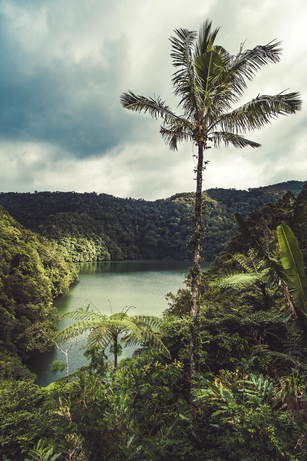 Balinsasayao Twin Lakes .