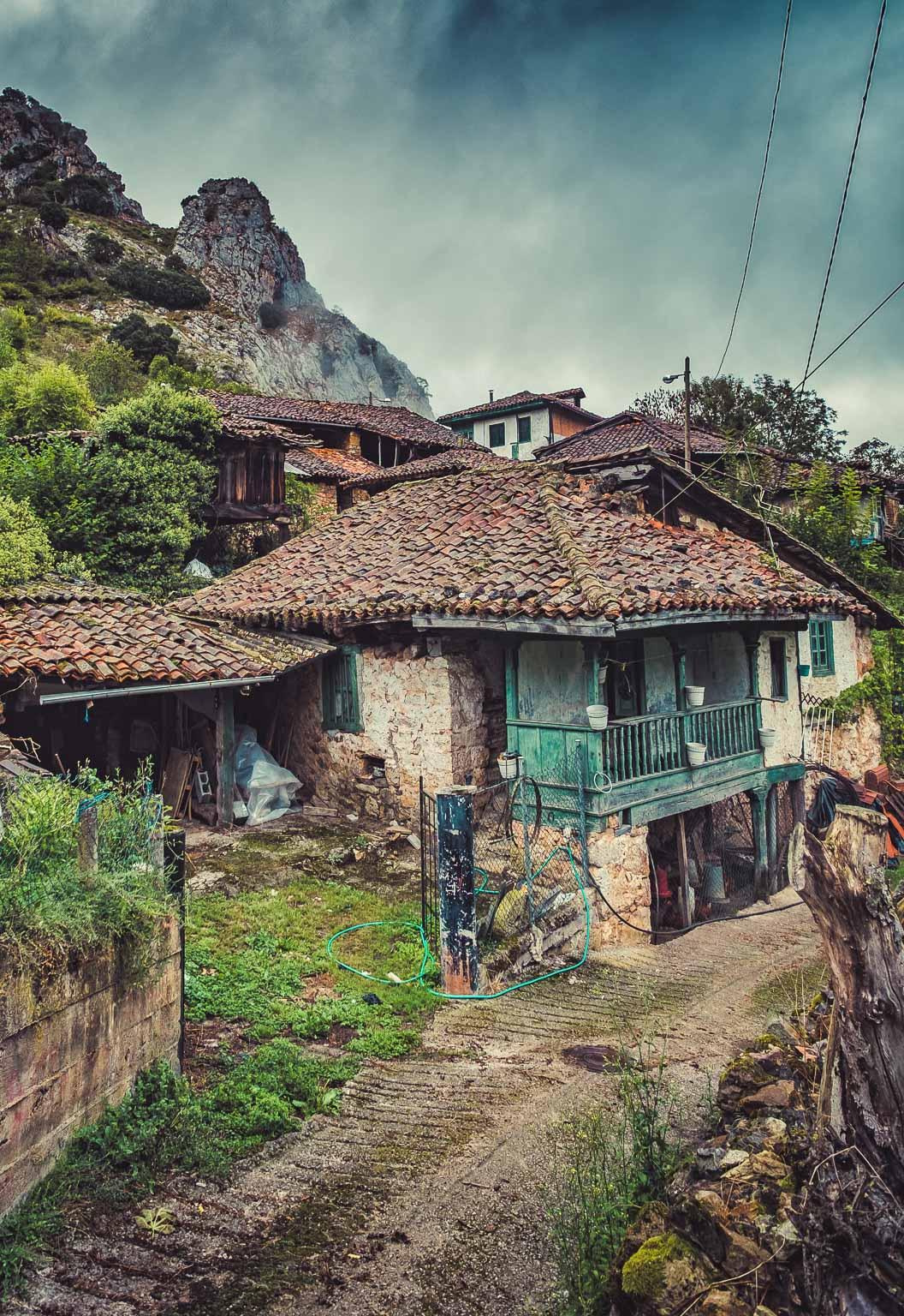 Abandoned Village, Las Ubinas National Park