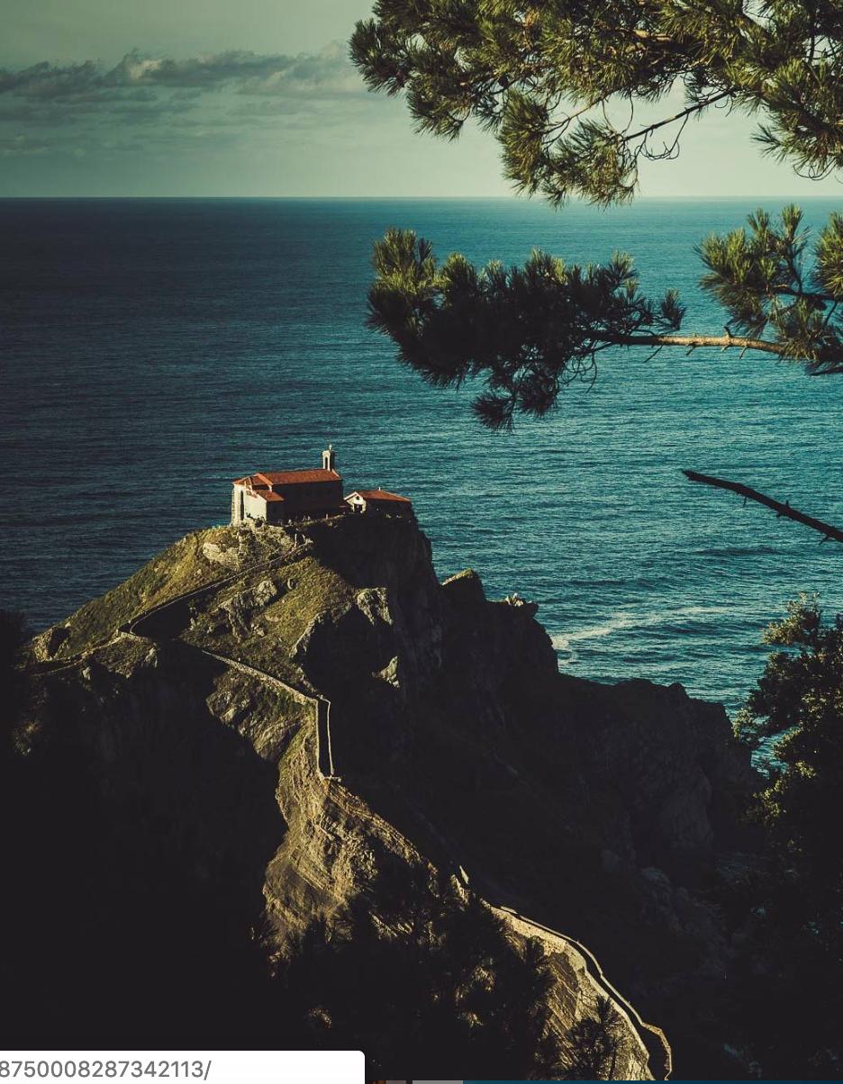 San Juan de Gaztelugatxe - Game Of Thrones Film Location