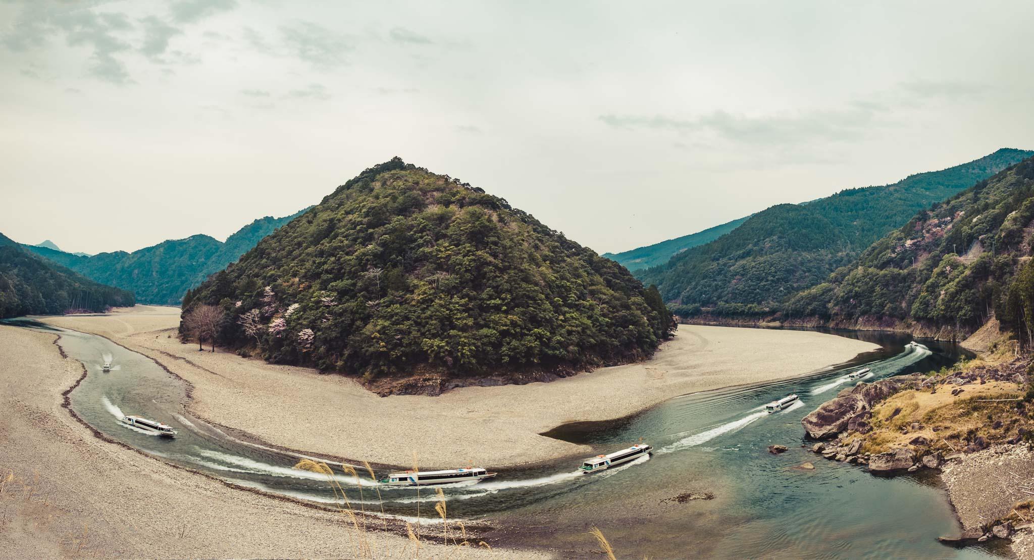 Dorokyo Gorge, Wakayama