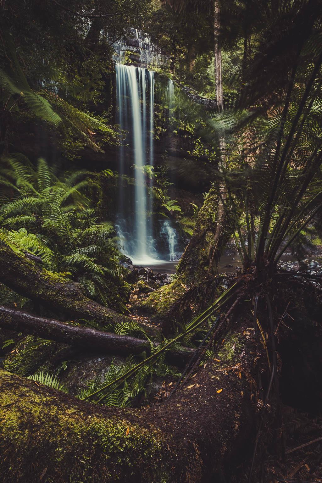 Russell Falls, Mt. Field National Park