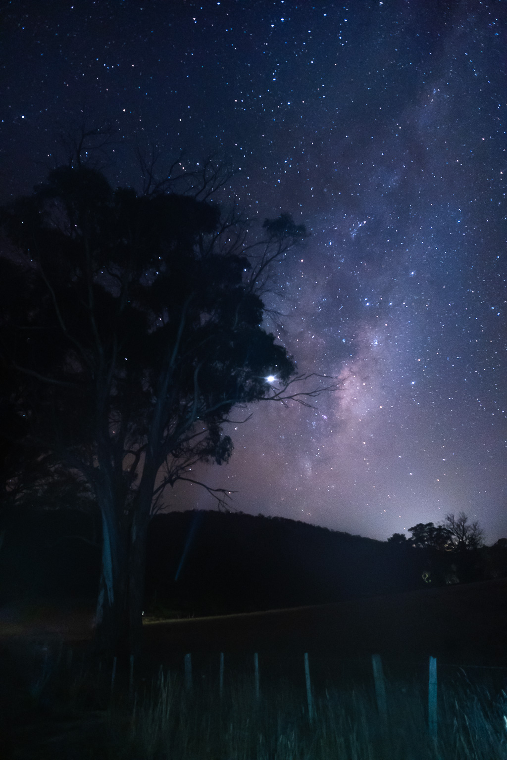 Hamlet Downs Astrophotography