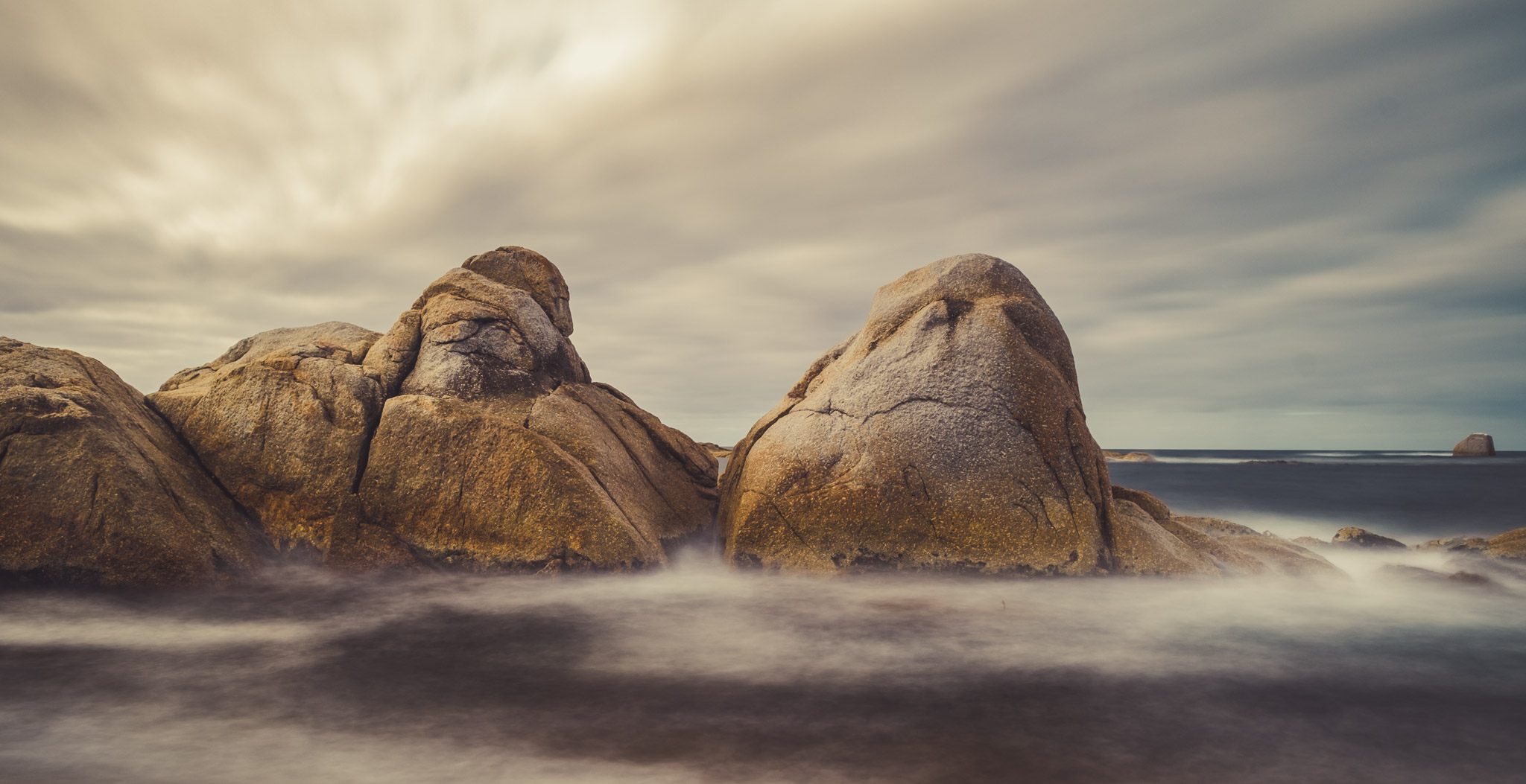 Bicheno Boulders