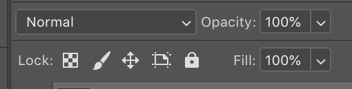 Blend Mode - Click Lighten Option