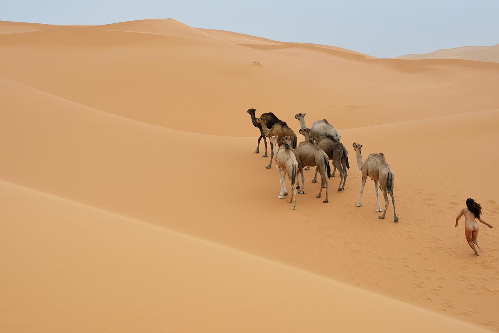 Erg Chebbi, <br>Morocco, Sahara 3
