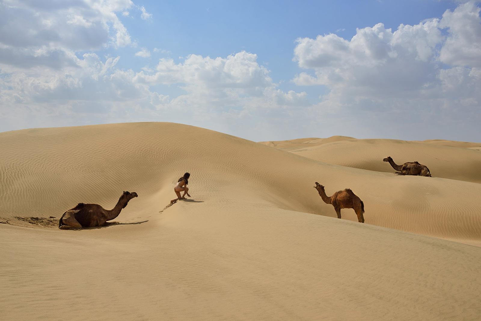 Siyala Dunes, <br>India, Thar Desert 1