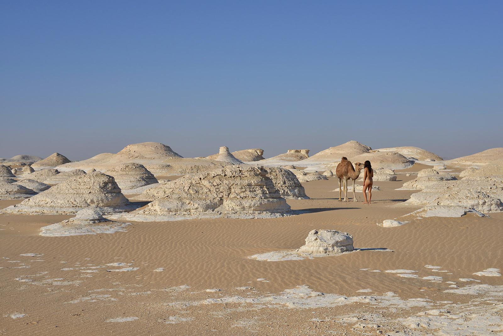White Desert, <br>Egypt, Sahara 6