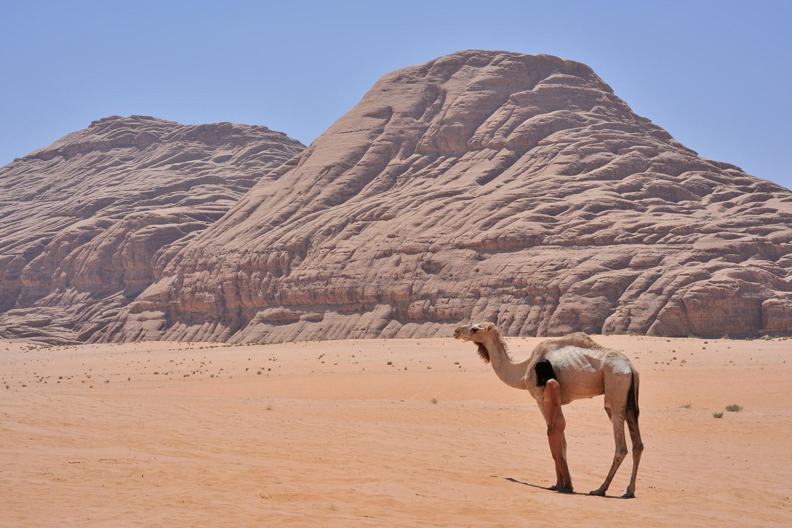 Wadi Rum, Jordan, Arabian Desert 1