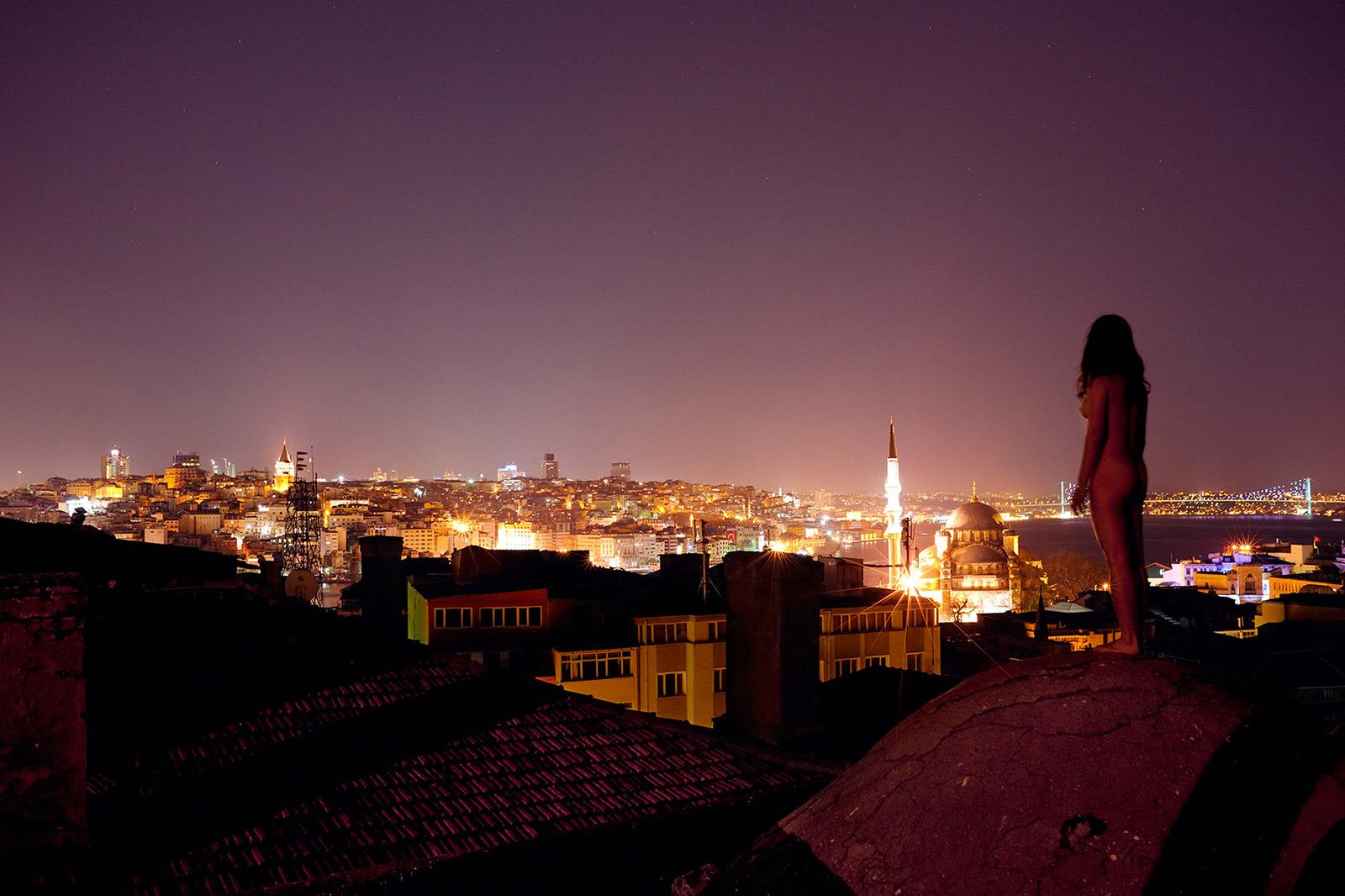Büyük Valide Han, Istanbul, Turkey