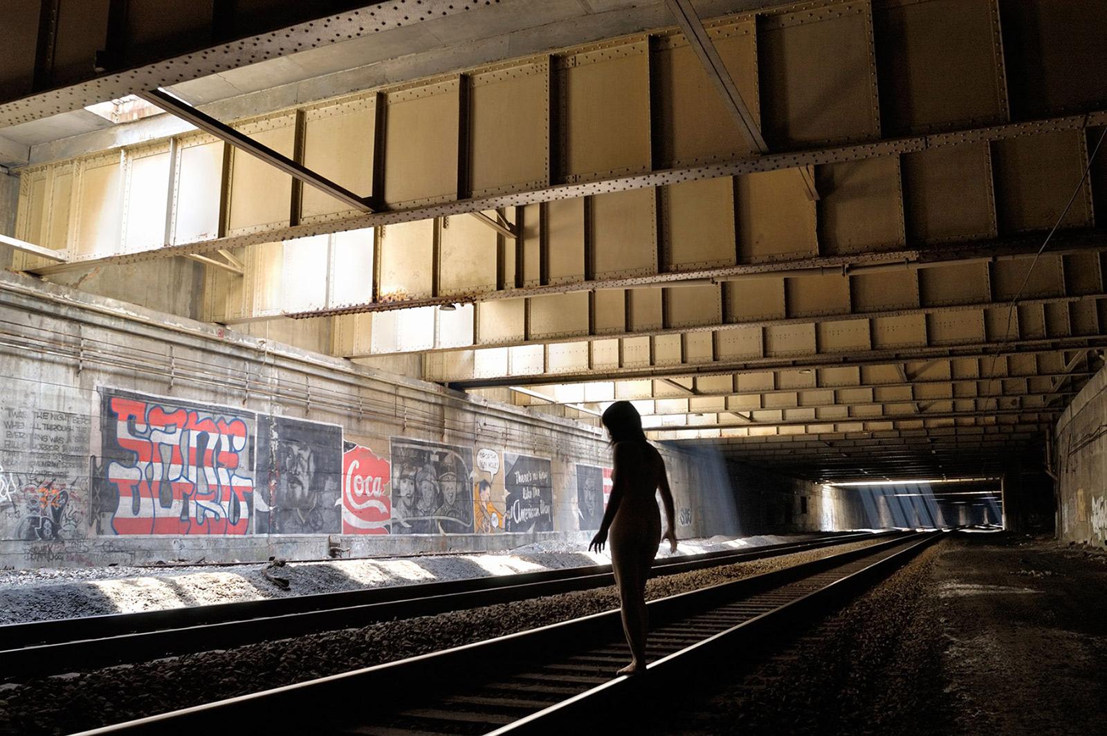 Freedom Tunnel, <br>New York, NY, USA #1