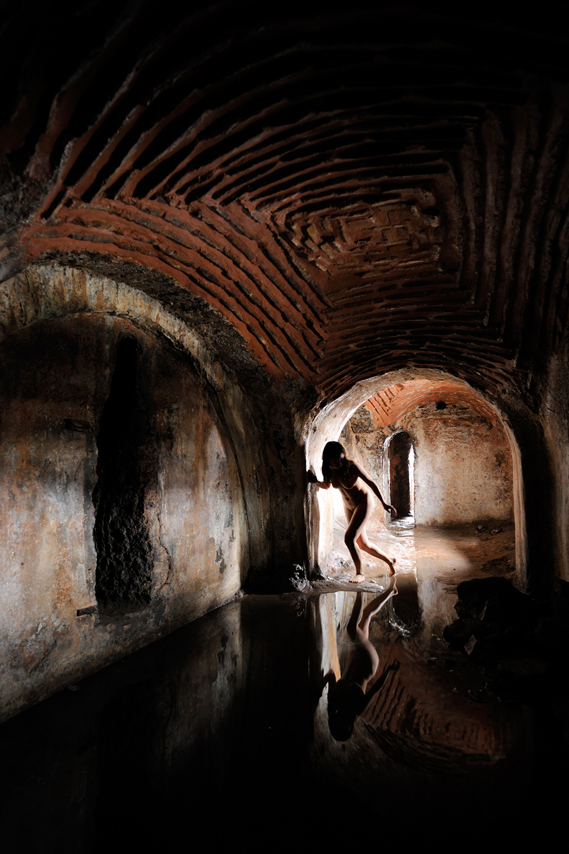 Zeyrek Cistern, <br>Istanbul, Turkey #1