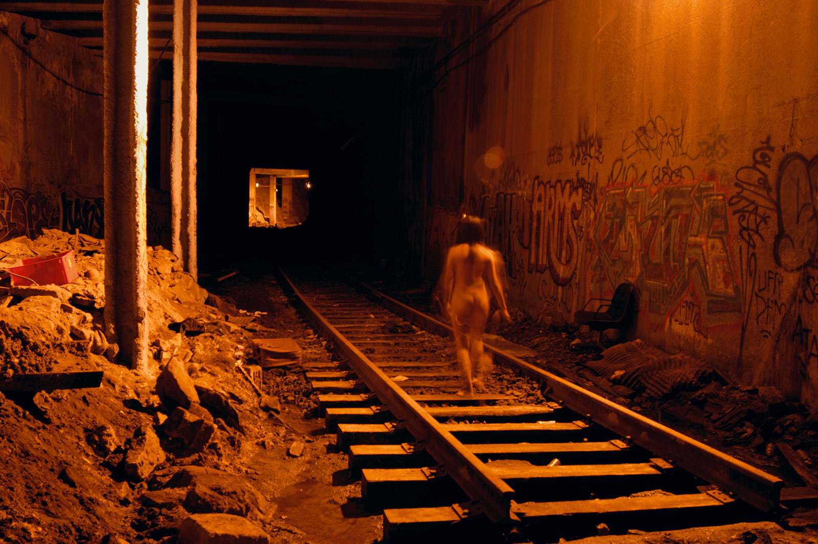Luv Tunnel, <br>New York, NY, USA