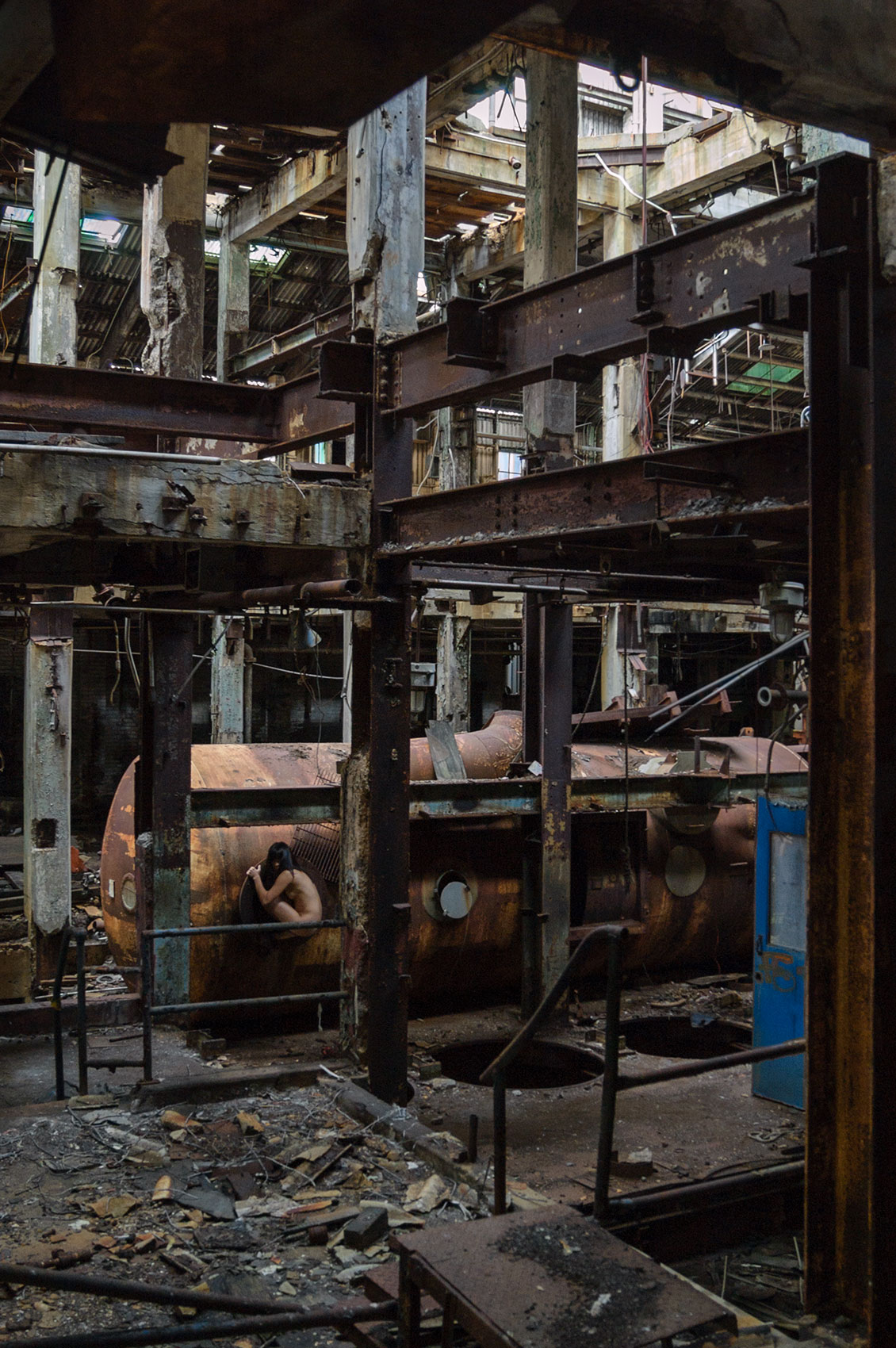 Revere Sugar Factory, Red Hook, Brooklyn, NY, USA #5