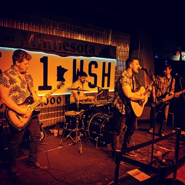 This weekend we saw Of The Orchard. If you want to taste the fruitful product of former seeds planted by John Mayer and 90s alternative rock then give these guys a listen (http://ow.ly/lyuE30oatM) #LocalMusic #LiveMusic #Minneapolis #IndieMusicBlast #MuseBoost #IndieMusicPlay