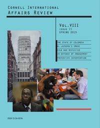 Spring 2015 - Vol. 8, No. 2