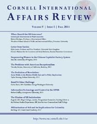 Fall 2011 - Vol. 5, No. 2