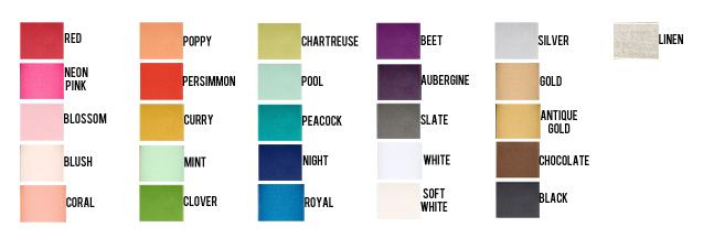 ribboncolors