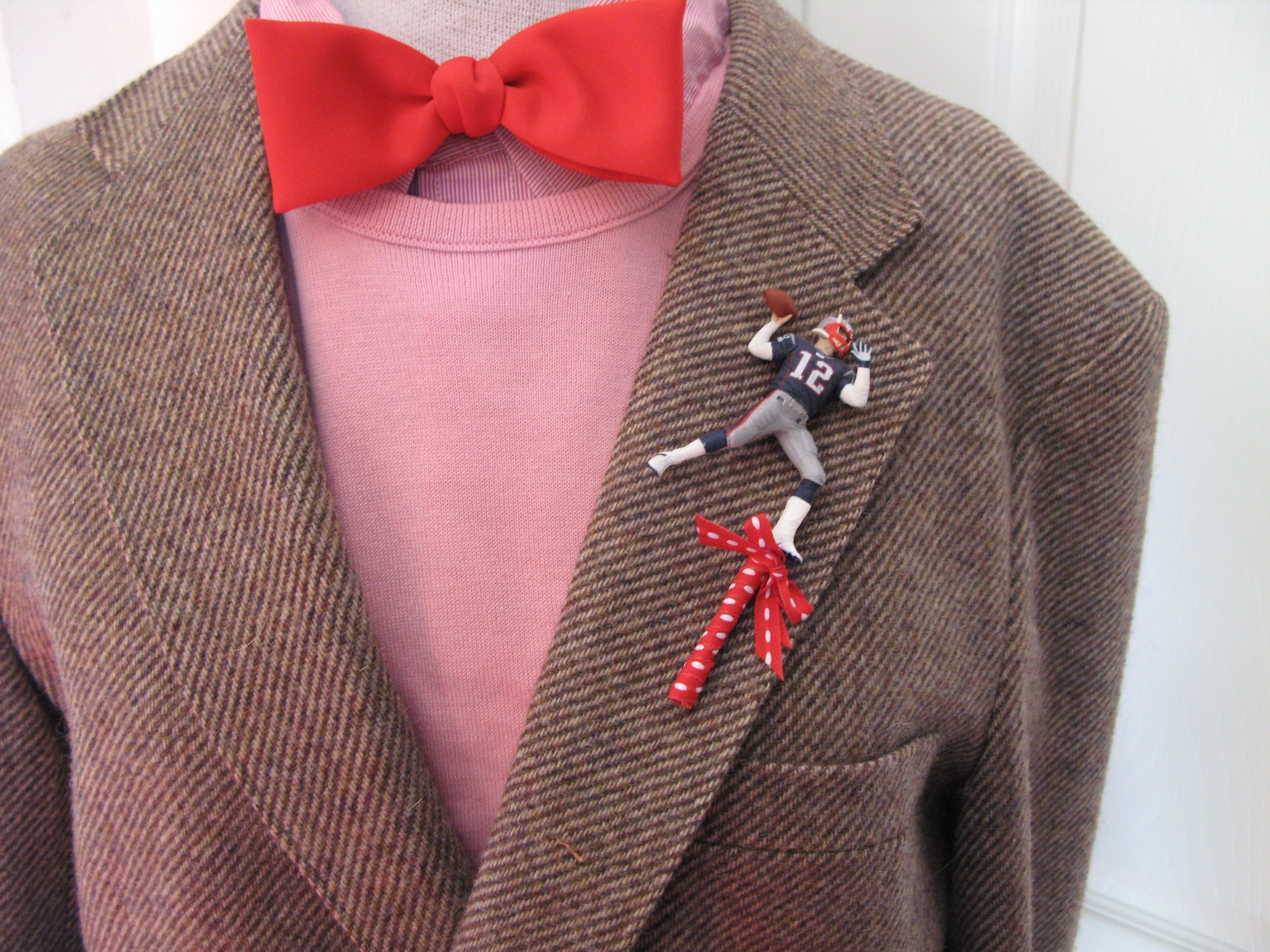 tommy boutonniere