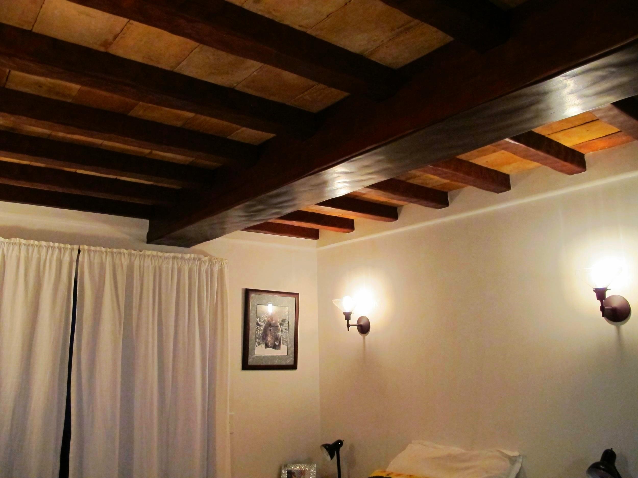 Tile & beam ceilings