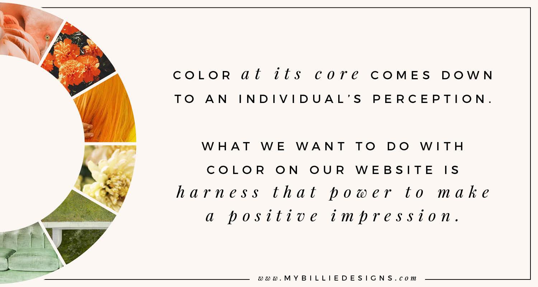 ✨ Color psychology ✨