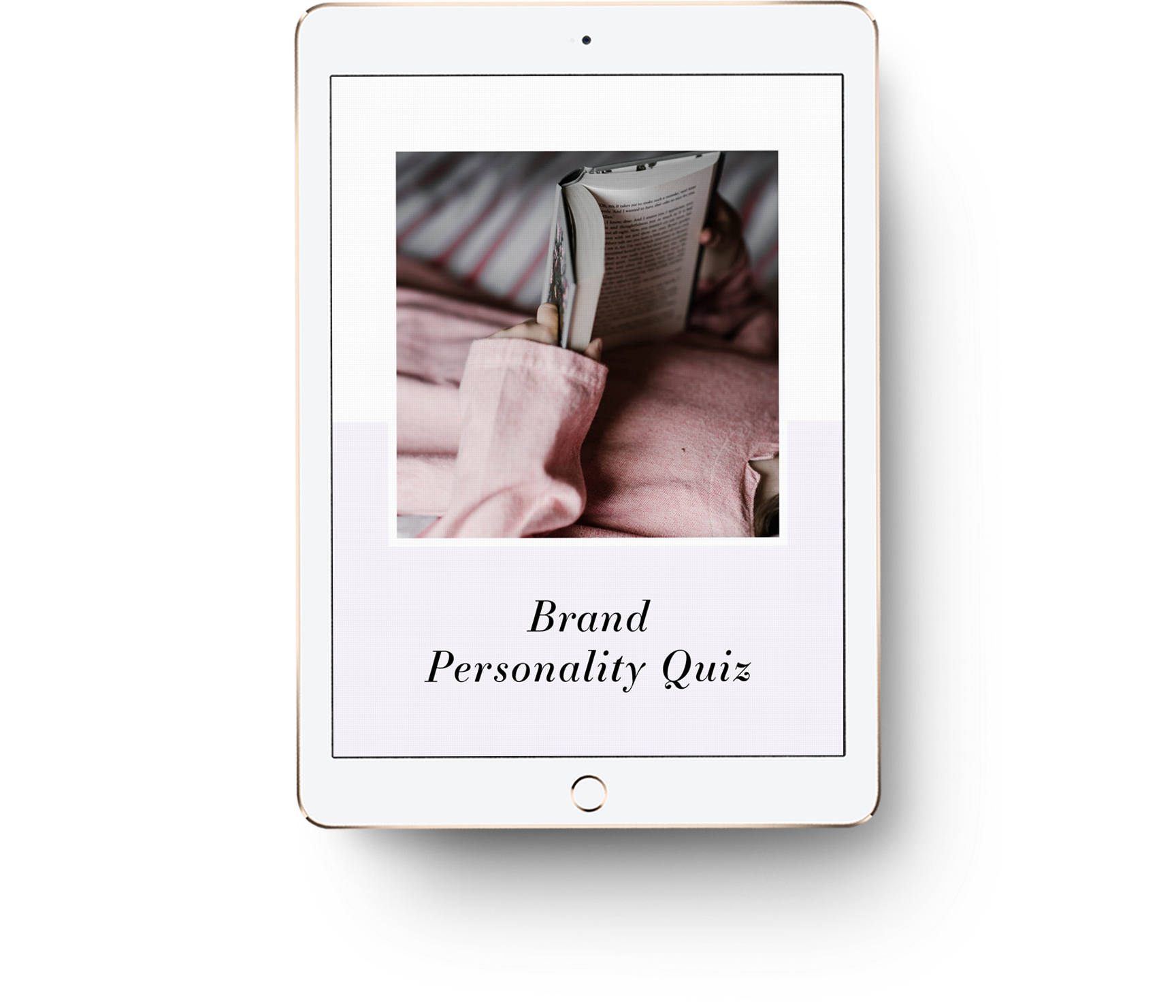 Discover your brand personality with my free Brand Personality Quiz