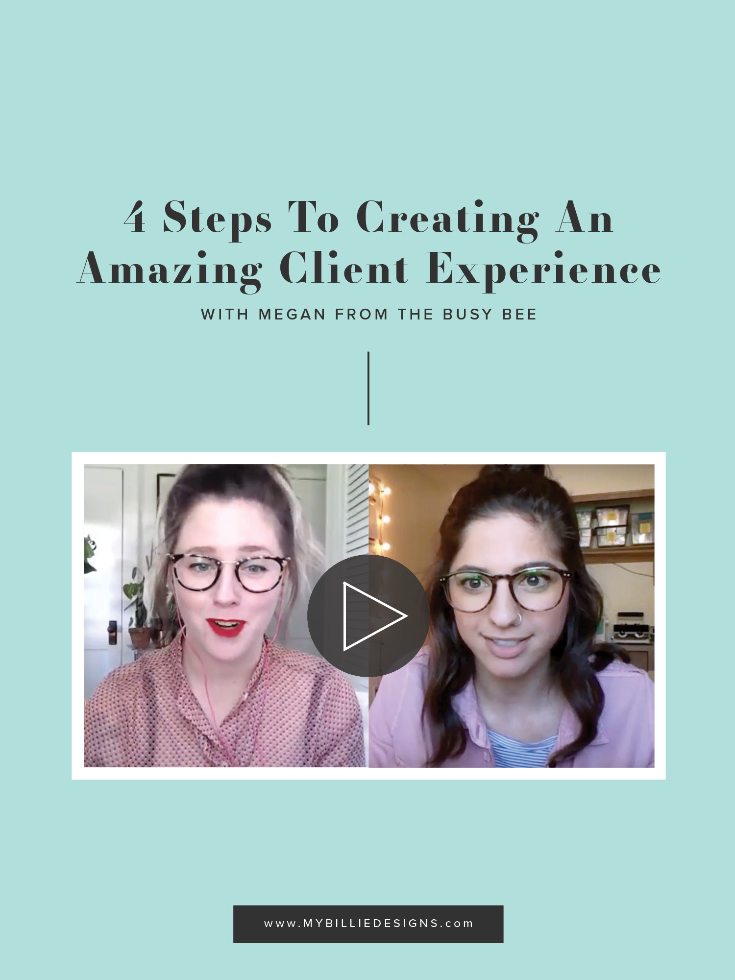 4 Steps To Creating An Amazing Client Experience