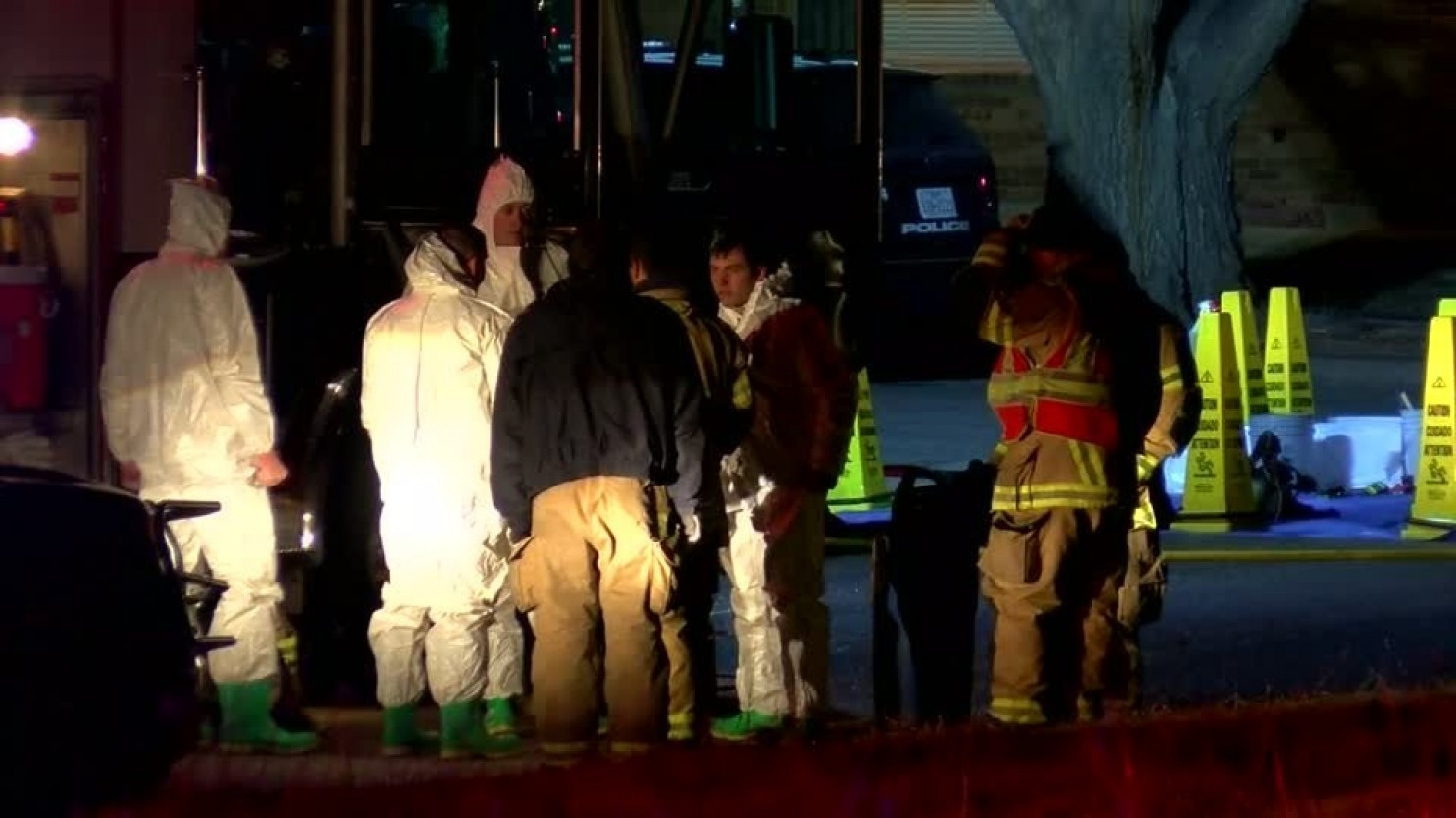Four minors died of chemical gas poisoning after a resident tried to fumigate a home in Amarillo, Tex., with pesticide, fire officials told local media. (CBS)