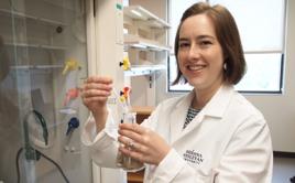 Jolie Leonard, PhD; Biology