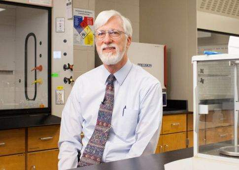 Dennis Brinkman, PhD; Chem (emeritus)