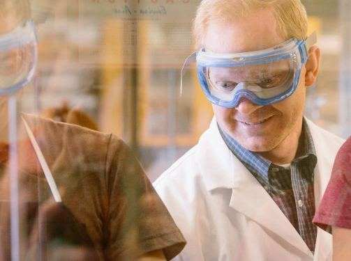 Steven Tripp, PhD; Chemistry