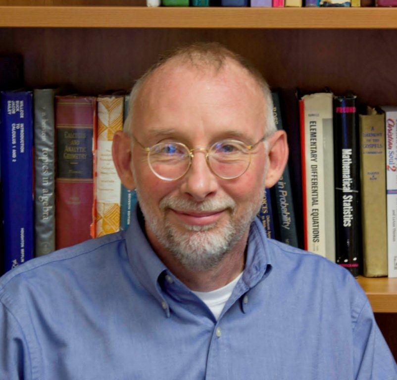 Scott Mccullough, PhD; Physics & Math