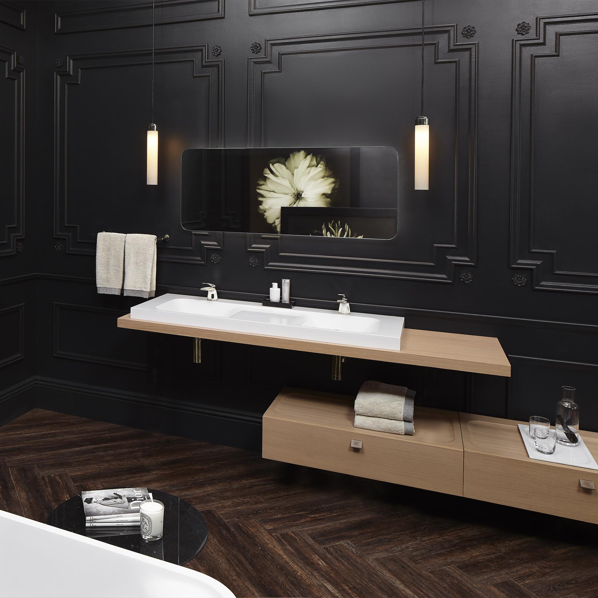 DXV Modulus - Fine furniture for your bath.